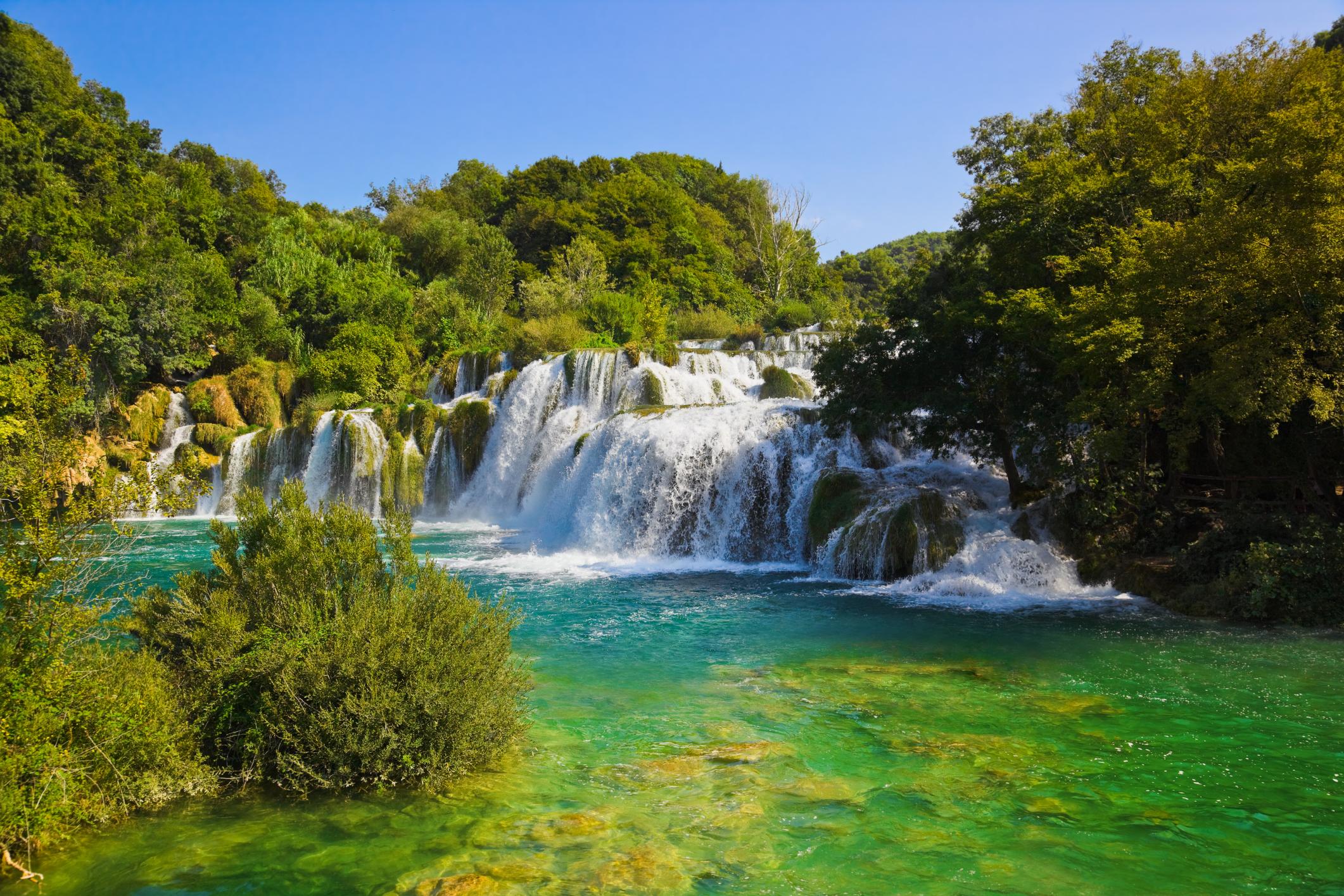 Les Plus Belles Piscines Naturelles D Europe Site De Voyage Le